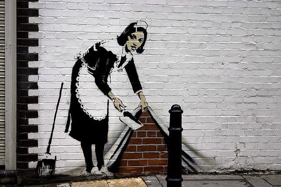 Classic Banksy