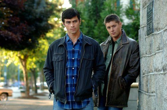 John and Dean - 4.03 In the Beginning #SPNS4 #Supernatural #IntheBeginning