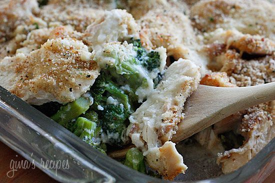Chicken Divan. lightened up - this blog has a lot of recipes altered to weight watchers, with point value!