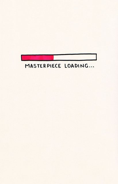 It Must Be Your Connection by Lee Crutchley | Quoteskine, via Flickr