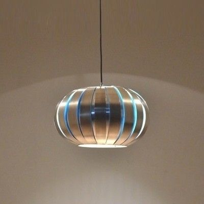 Hanging lamp from the sixties by Henri Mathieu for unknown producer
