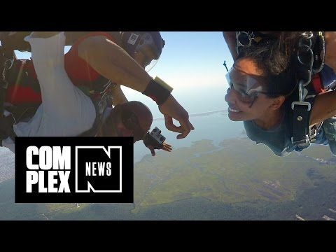 Joe Budden Goes Skydiving, Reveals Rage & The Machine Release Date | Nah…