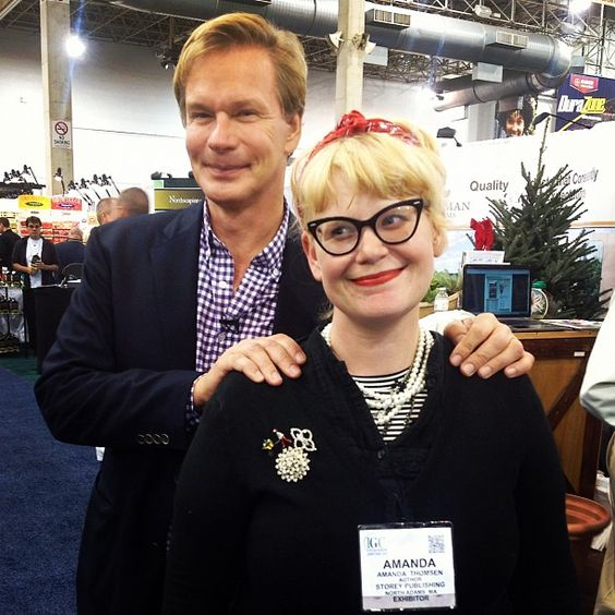 Twitter / Recent images by @PAllenSmith > with Garden Blogger @KisMyAster at #IGC12