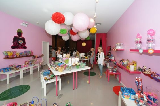 Just Opened: A Kids' Yoga Studio & CandyShop
