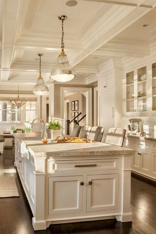 40 Modern Classic Kitchen Design Ideas To Inspire You Elegant