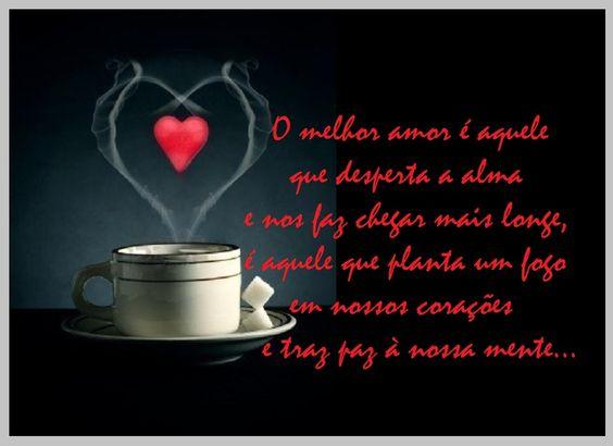 Bom dia com amor!