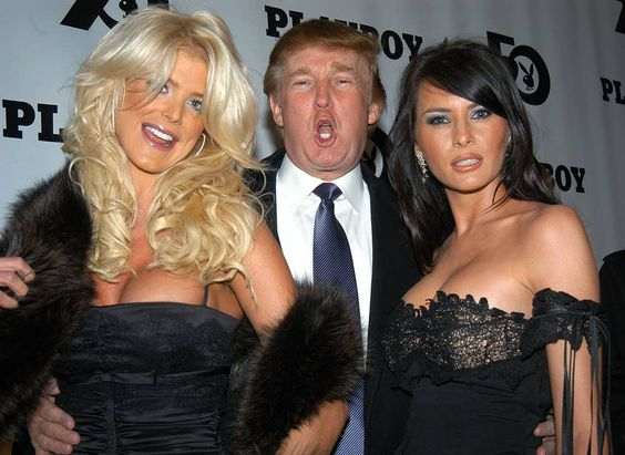 29 Pictures Of Donald Trump With Women That Are Hard To Look At Now