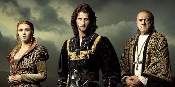 Mark Ryder Borgia | Isolda Dychauk, Mark Ryder et John Doman dans la saison 2 de Borgia ...