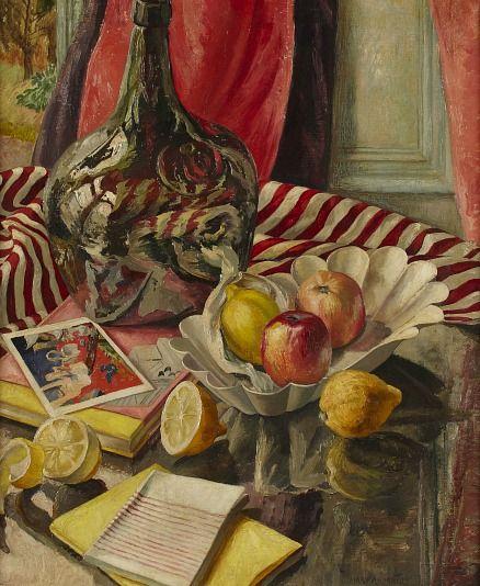 Mary Armour | Still Life with Lemons