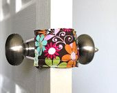baby shower gift idea     can open and close nursey door without making a sound...love it!: