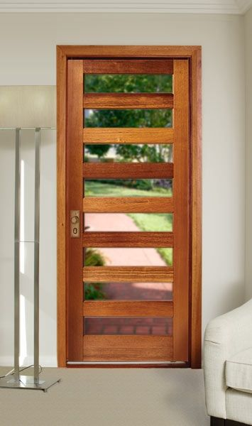 Corinthian external doors and doors on pinterest for External laundry doors