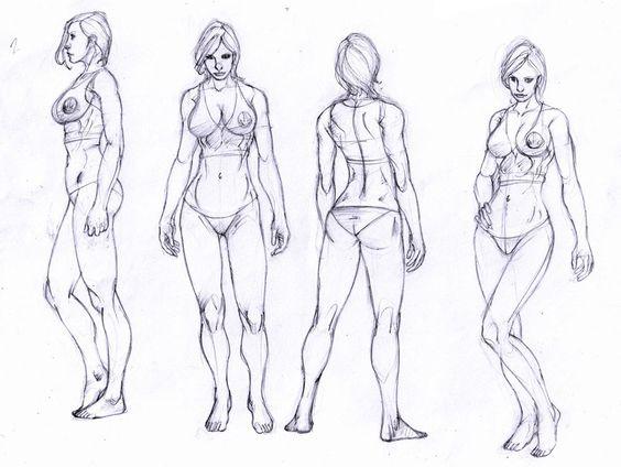 Cuerpo Mujer Desnudo Fotos y Vectores gratis