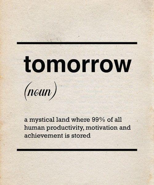 mañana