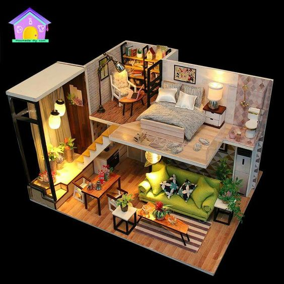 another sweet home 3d modeling image from a different app
