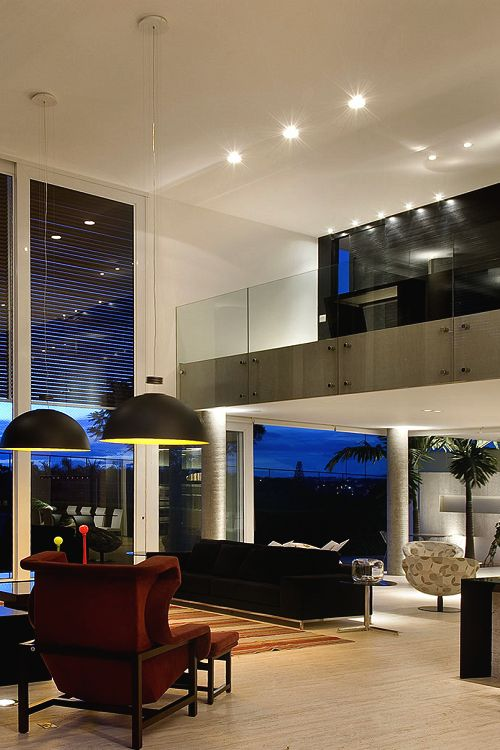 Apartmentluxury open floorplan villa in the sky bollywood actor john abrahams penthouse home in mumbai large glass design bedroom in modern stuff