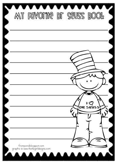 000 Dr Seuss Writing Dr. Seuss Pinterest Work on writing