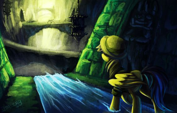 Daring Do - No Turning Back by Stalcry.deviantart.com on @deviantART