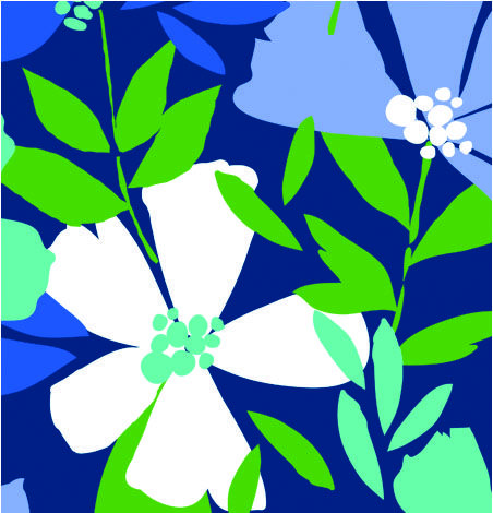 """NEW """"Periwinkle"""" Gift Wrap- Available in 15"""", 18"""" and 24"""" widths"""