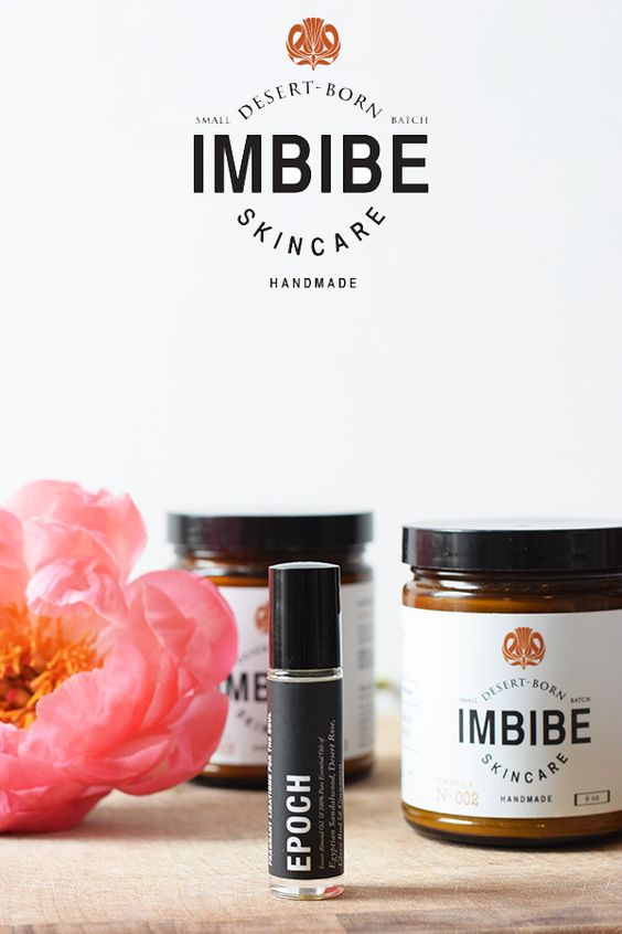 Imbibe Skincare: Epoch Fragrant Libation and a mineral scalp treatment to remineralize and balance a troubled scalp.