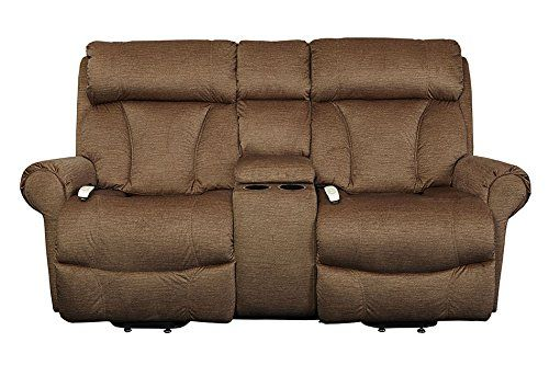 Mega Motion Windermere Nm9002 Loveseat Recliner Buff To View