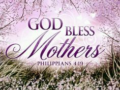 Celebrate Mother's Day with Bible verses, prayers and poems for all moms, grandmas, wives, mother-in-laws to encourage and inspire!