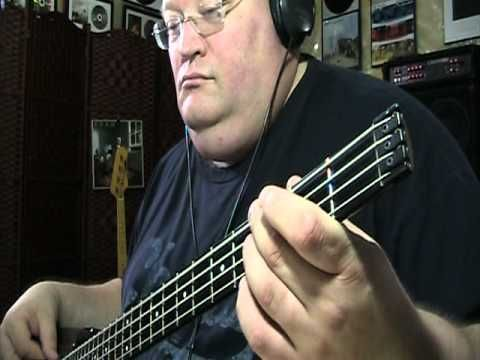 The Cranberries Zombie Bass Cover