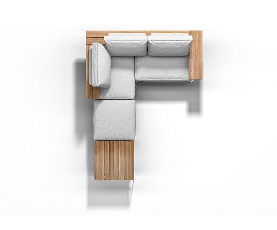 GLOSTER | TRAY Outdoor Lounge | MÖBELWERK