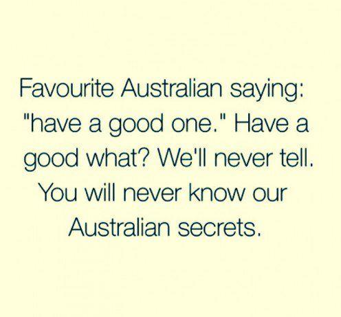 Common Australian Slang Words Explained Funny Aussie Australian Quotes Australian Memes