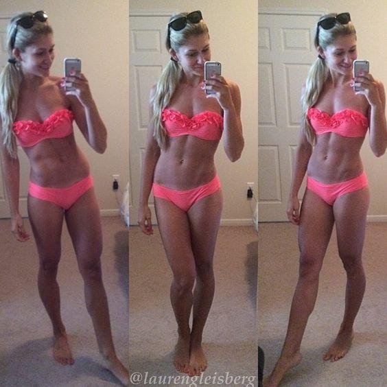 The Best Gallery Of Fitness Blogger Lauren Gleisberg Instagram - 38 Pics!