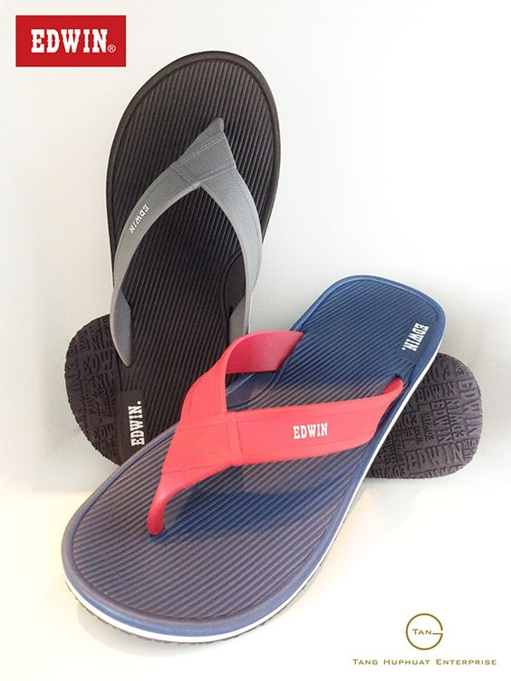 KEERADS Mens Flip Flops Men Summer Stripe Sandals Male Slipper Flip Flops Top Shoes