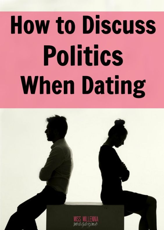 Usually, politics while dating is considered a taboo topic and one you might want to tread on lightly. However, these five tips can help you make the talk about politics a little more palatable!
