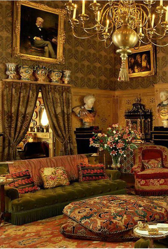 Nureyev's Paris apartment