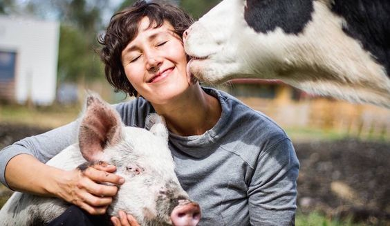 Bilderesultat for veganism doesn't only save animals' lives