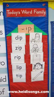 Excellent ideas for helping kids with CVC words.