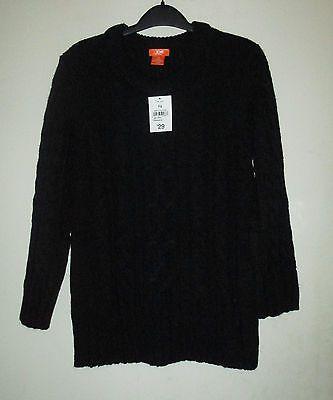 Joe Fresh Black Cable Knit Sweater Size Large NWT! https://t.co/0aRO1lSLOu https://t.co/JZfsN6NSEz