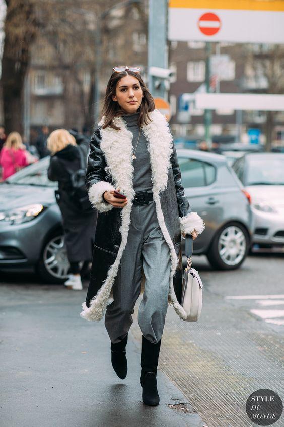 Diletta Bonaiuti by STYLEDUMONDE Street Style Fashion Photography FW18 20180222_48A3445