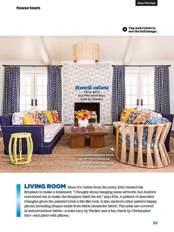 I saw this in the Jul/Aug 2015 issue of HGTV Magazine.   http://bit.ly/1mzvglC