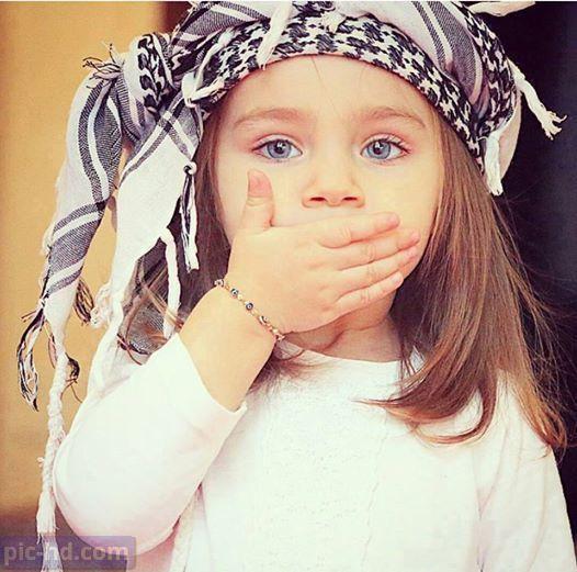 رمزيات بنات محجبات اجمل صور رمزيات بنات كيوت رمزيات كشخه للبنات Beautiful Little Girls Cute Babies Baby Images