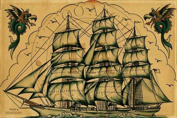 sailor jerry tumblr - Pesquisa Google