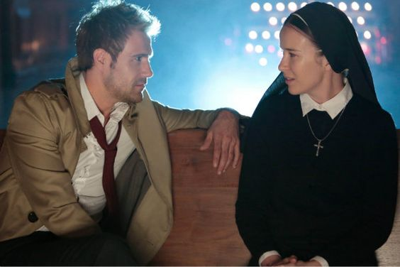 Crítica | Constantine 1X08 e 09: The Saint of Last Resorts
