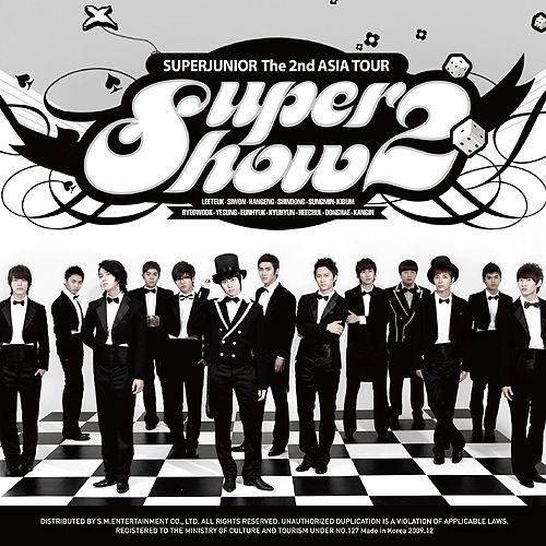 SUPER SHOW 2 - The 2nd Asia Tour Concert Album