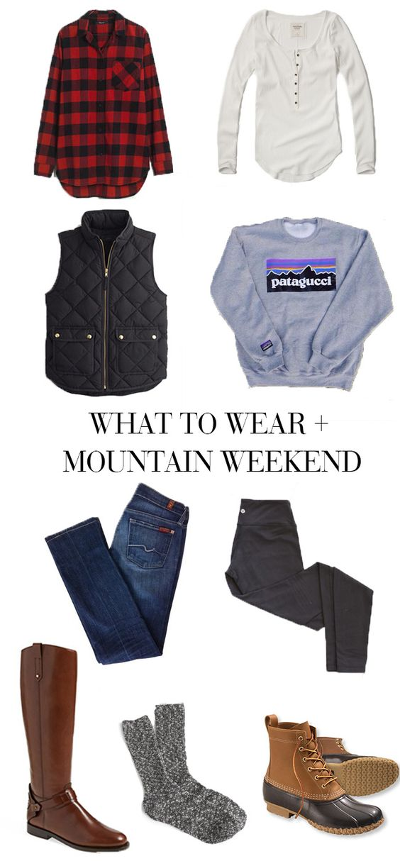 Whimsical Charm: what to wear + mountain weekend