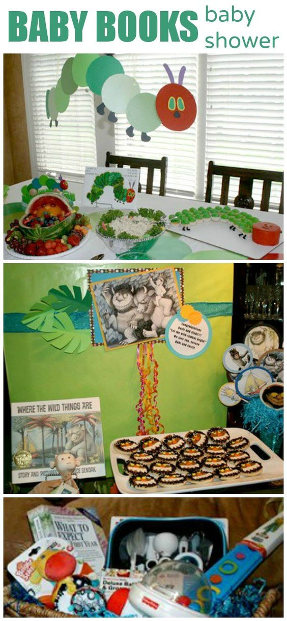 What to expect at a baby shower