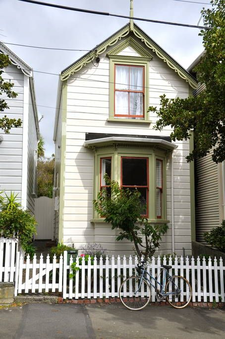 Check out this awesome listing on Airbnb: Character house, very central - Houses for Rent in Wellington