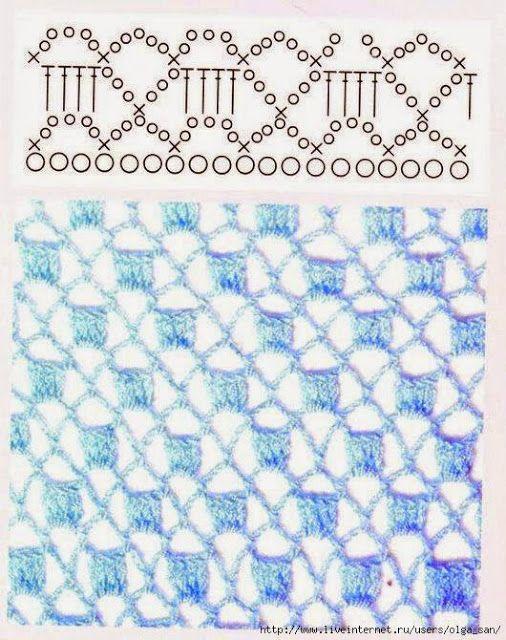 60 Puntos Fantasía En Crochet Con Muestras Ganchillo Puntadas De Ganchillo Crochet Patrones