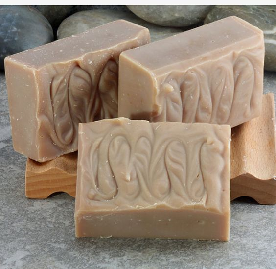 Soap Bar Soaps And Almonds On Pinterest
