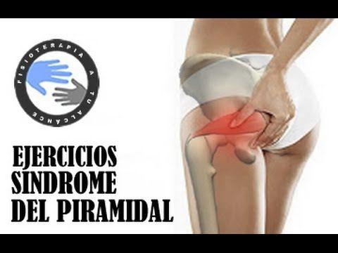 Síndrome del piramidal o piriforme, ejercicios para aliviar la ciatica  /  Fisioterapiatualcance.es