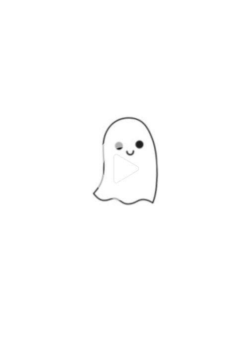 Wir Lieben Es Zeichnen Gespenst Und Halloween Gespenst Halloween Zeichnung