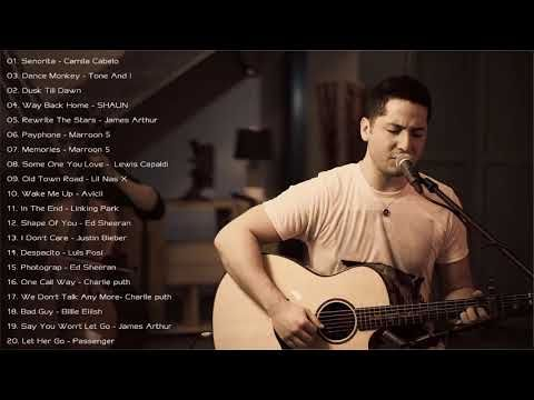 Acoustic Of Popular Songs 2020 I Best Guitar Solo Playlist 2020 Youtube Acoustic Covers Boyce Avenue Guitar Songs