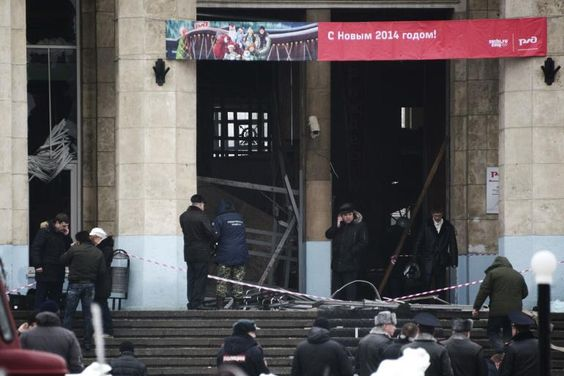 UPDATE: Trolley Blast Toll Rises To 14, A Day After 'Black Widow' Suicide Bomber Struck Russian Train Station Killing 17